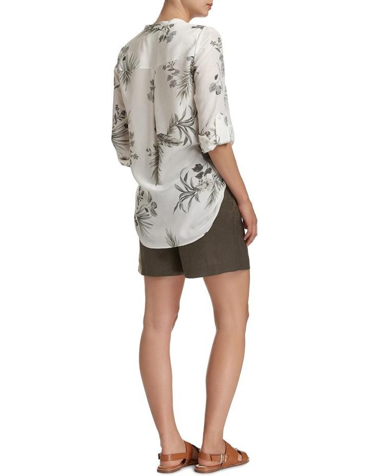 Lima Floral Silk Tunic image 3