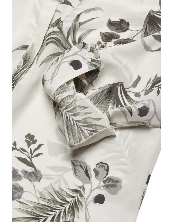 Lima Floral Silk Tunic image 4