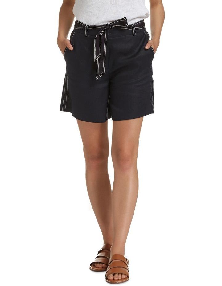 Shirley Topstitch Shorts image 1
