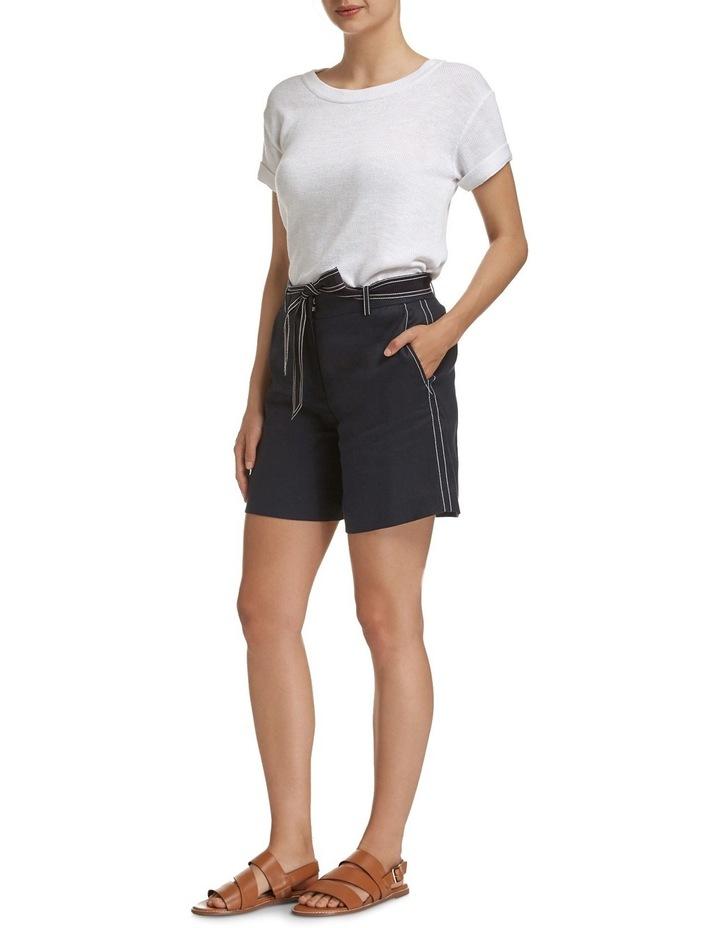 Shirley Topstitch Shorts image 2