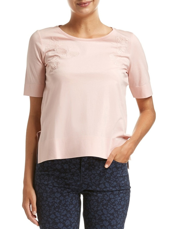Crescent Butterfly Tee image 1