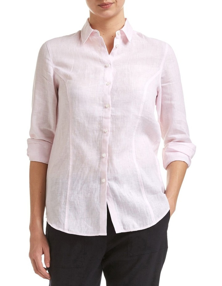 Daisy Linen Shirt image 1