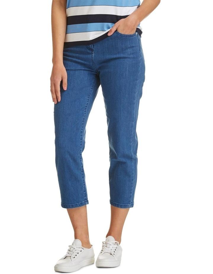 Ella Straight Crop Jean image 1