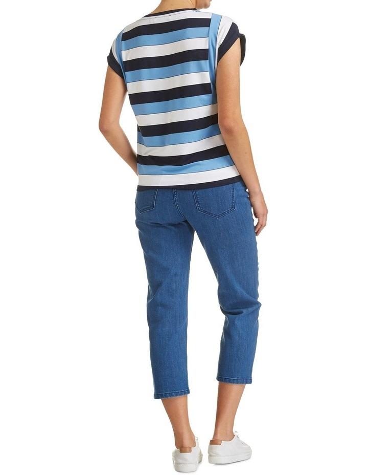 Ella Straight Crop Jean image 3