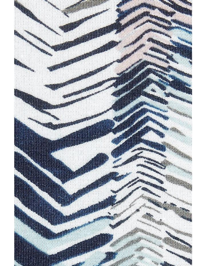 Coastal Print Magic Tee image 6