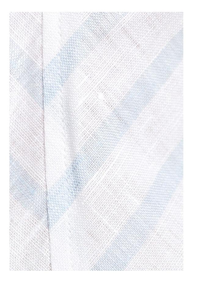 Roma Stripe Linen Tee image 5