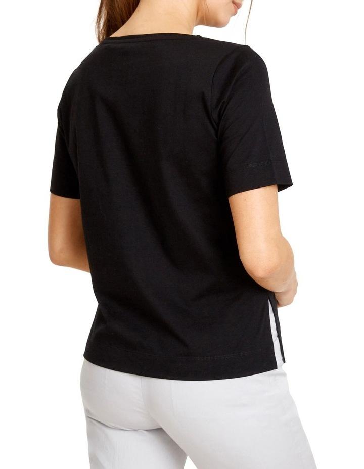Cotton Short Sleeve Tee image 3