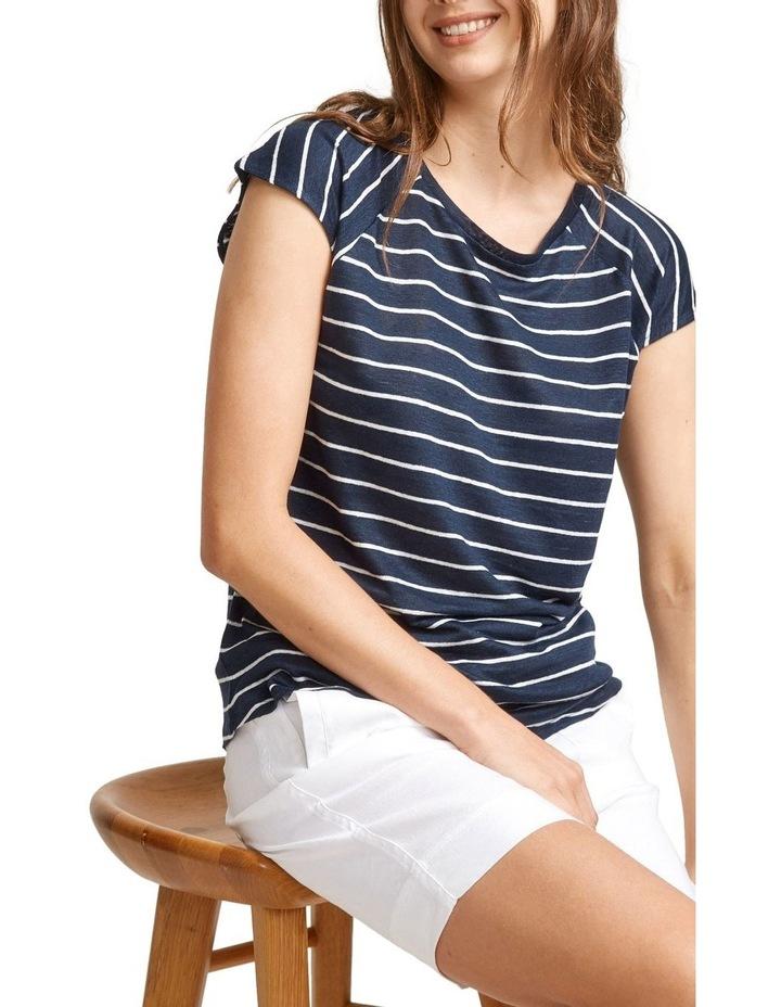 Corfu Stripe T-Shirt image 1