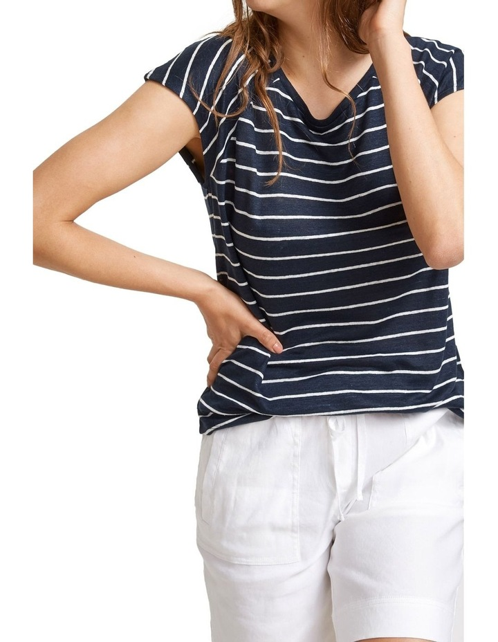 Corfu Stripe T-Shirt image 3