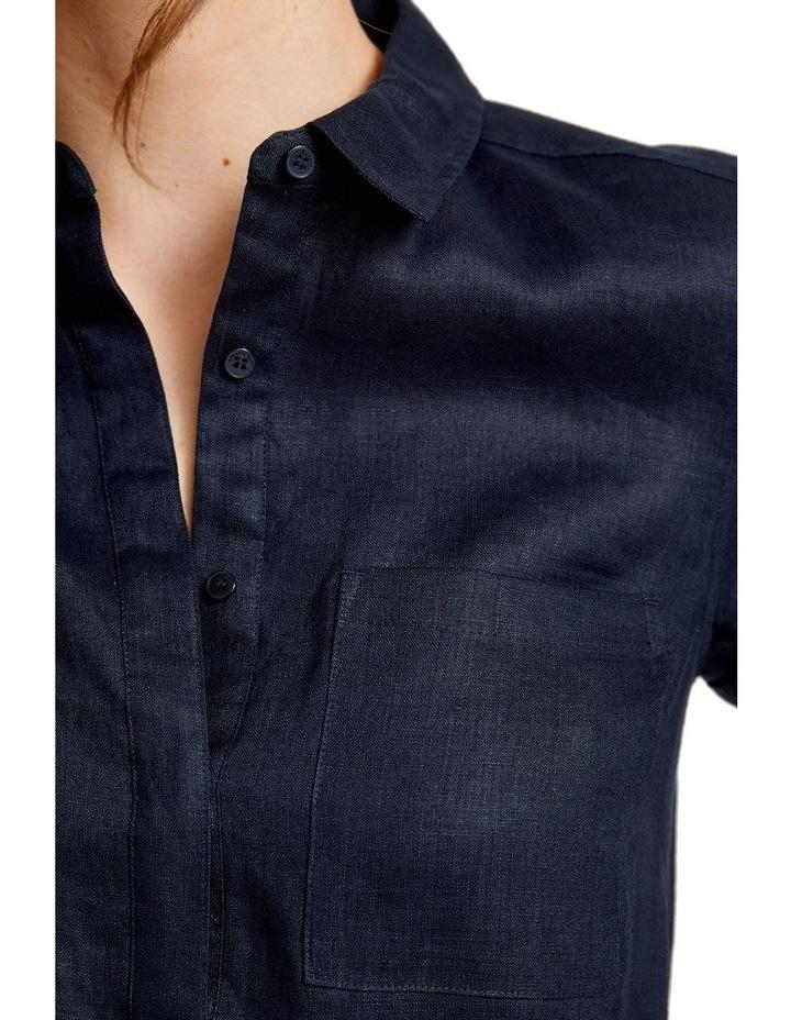 Baylie Linen Dress image 4
