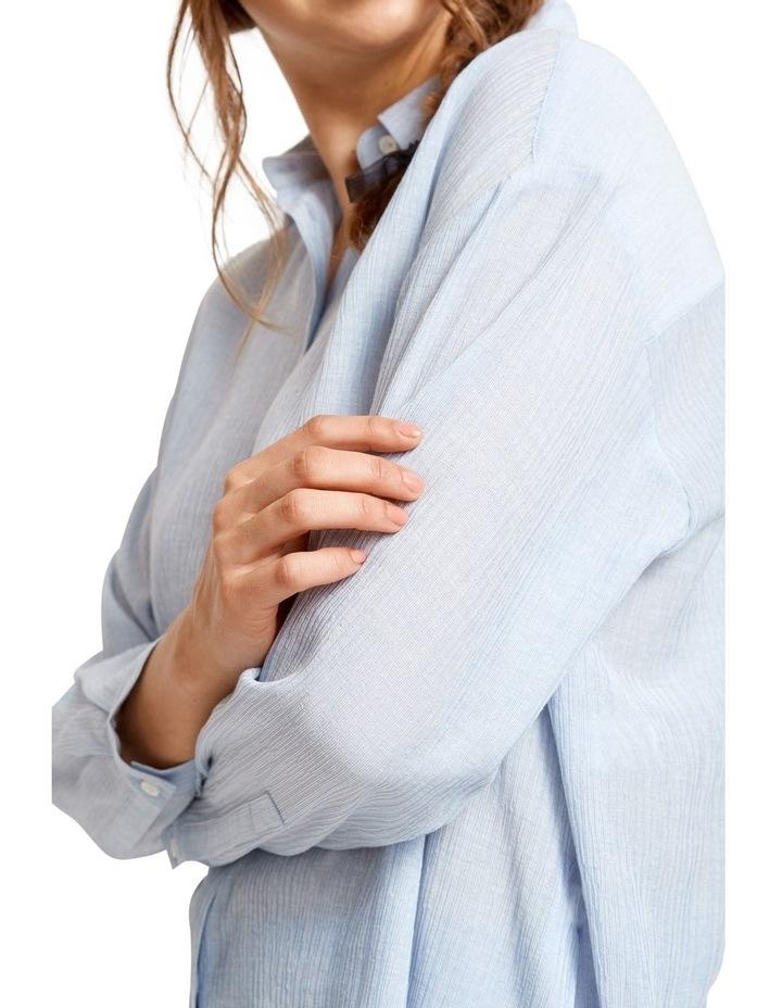 Amira Textured Shirt image 4