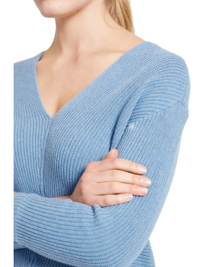 Bondi V Neck Knit image 3