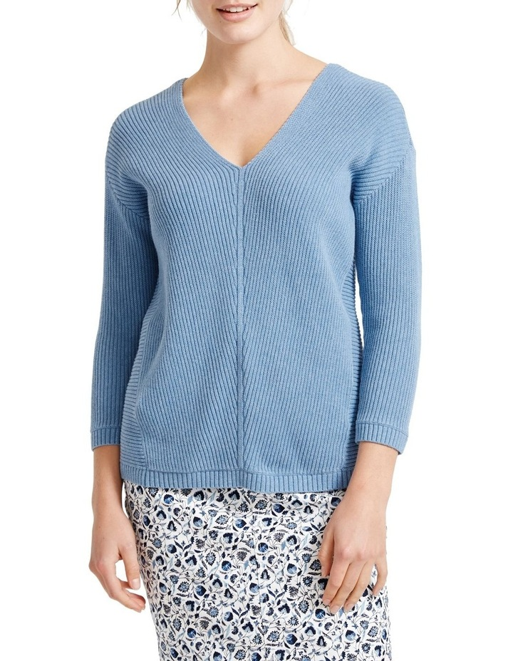 Bondi V Neck Knit image 6