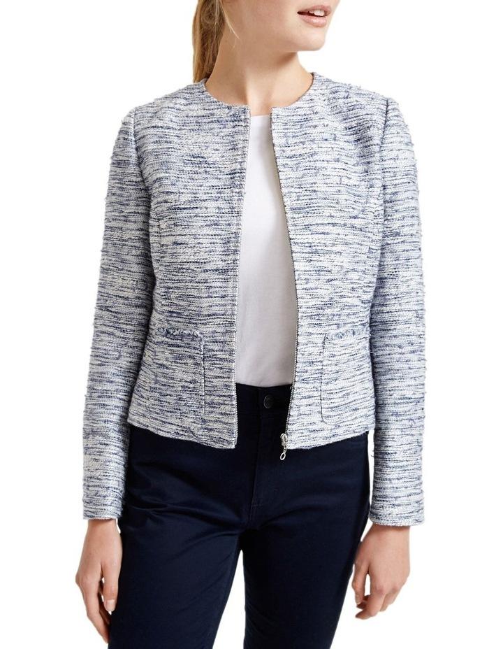 Crystal Tweed Jacket image 1