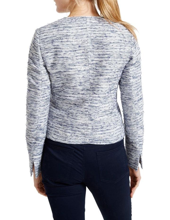Crystal Tweed Jacket image 2