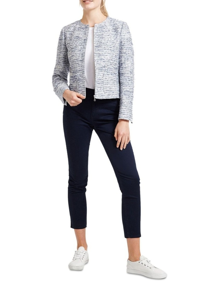 Crystal Tweed Jacket image 3