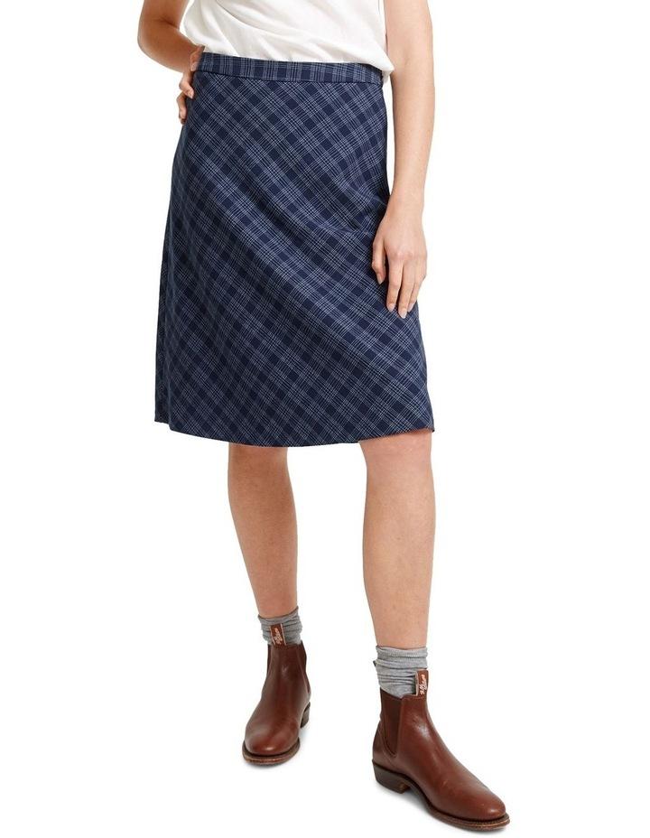 Cybelle Check Skirt image 1