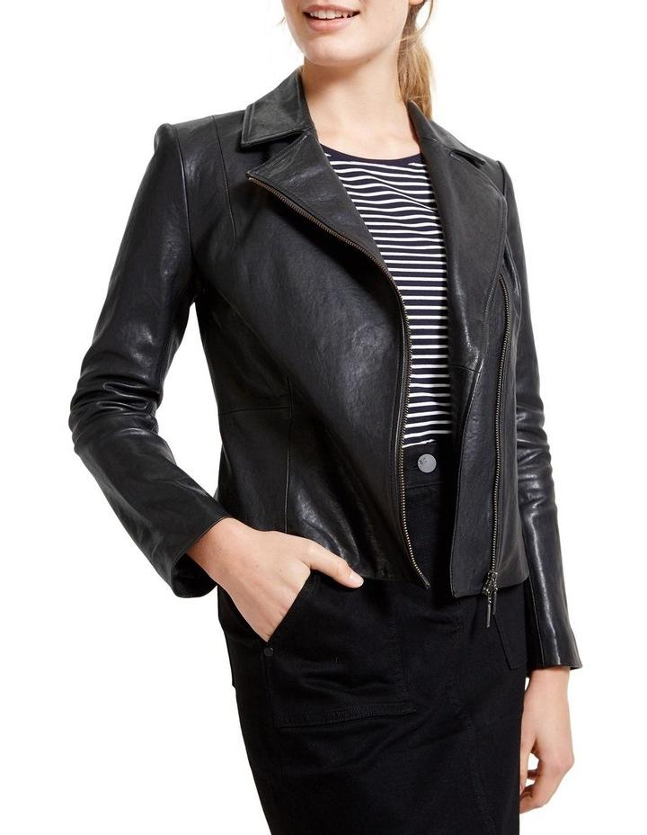 Catalina Leather Jacket image 1