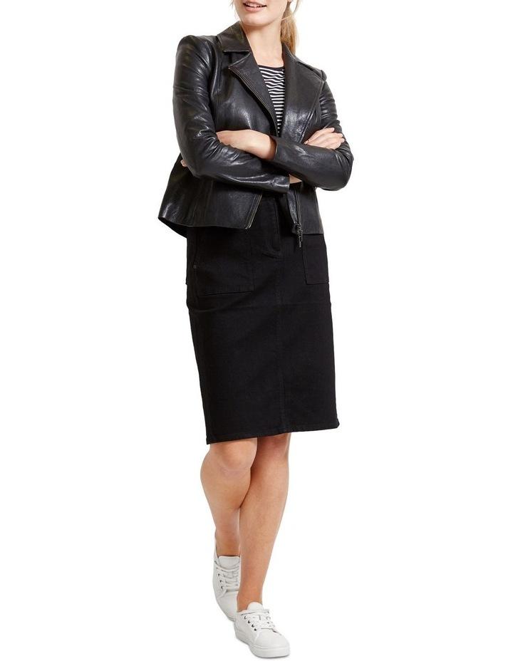 Catalina Leather Jacket image 3