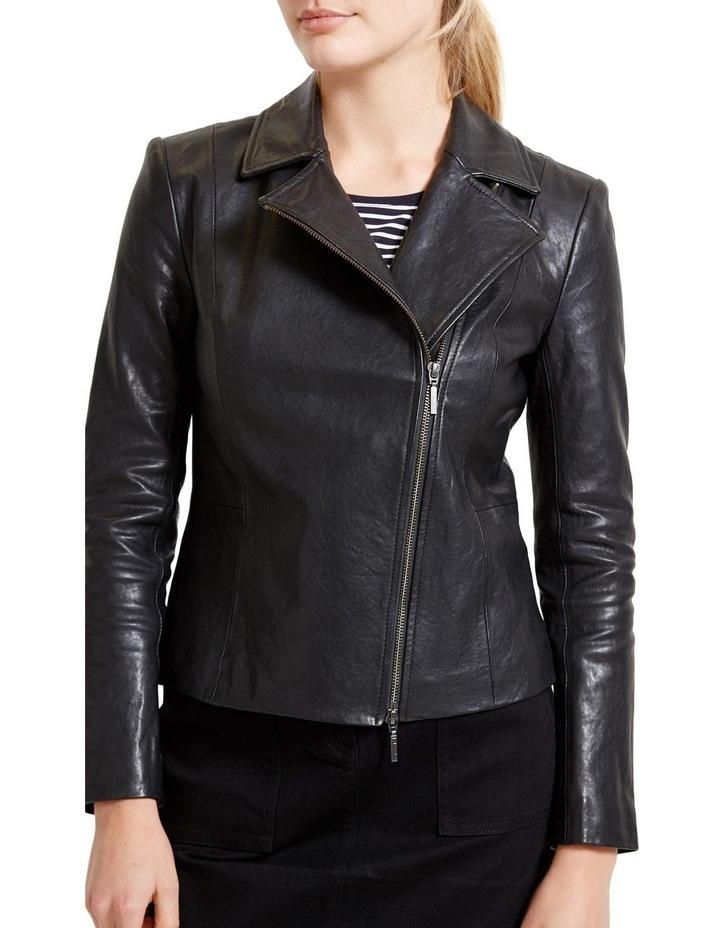 Catalina Leather Jacket image 4