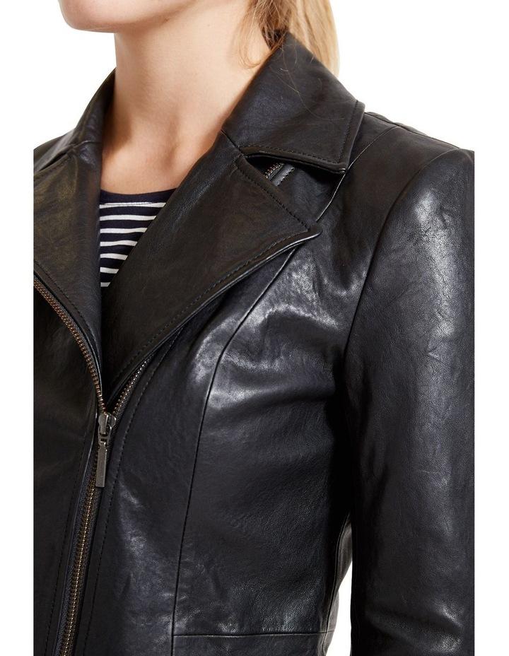 Catalina Leather Jacket image 5