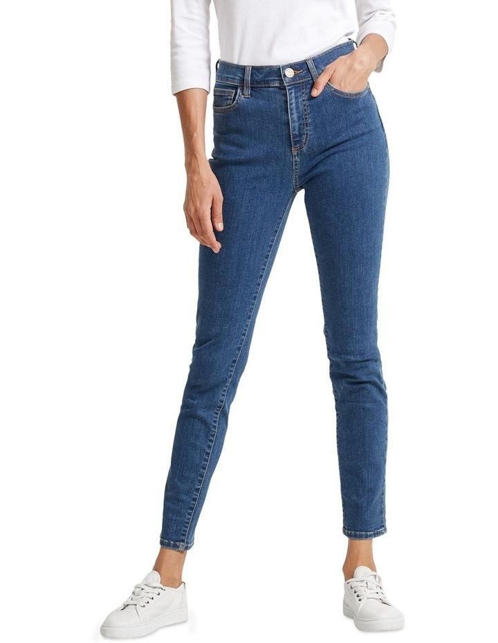 Jackie H/W Skinny Jean image 1