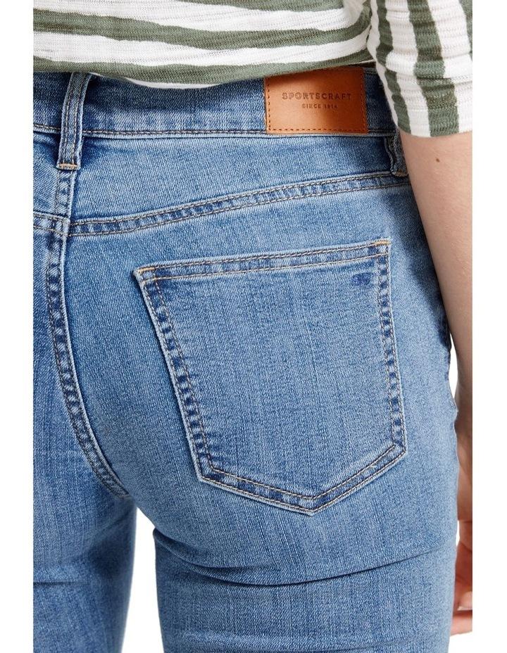 Lara Slim Denim Jean image 5