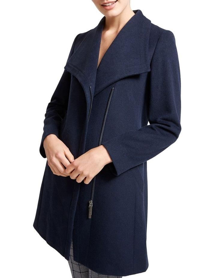 Grace Zip Coat image 4