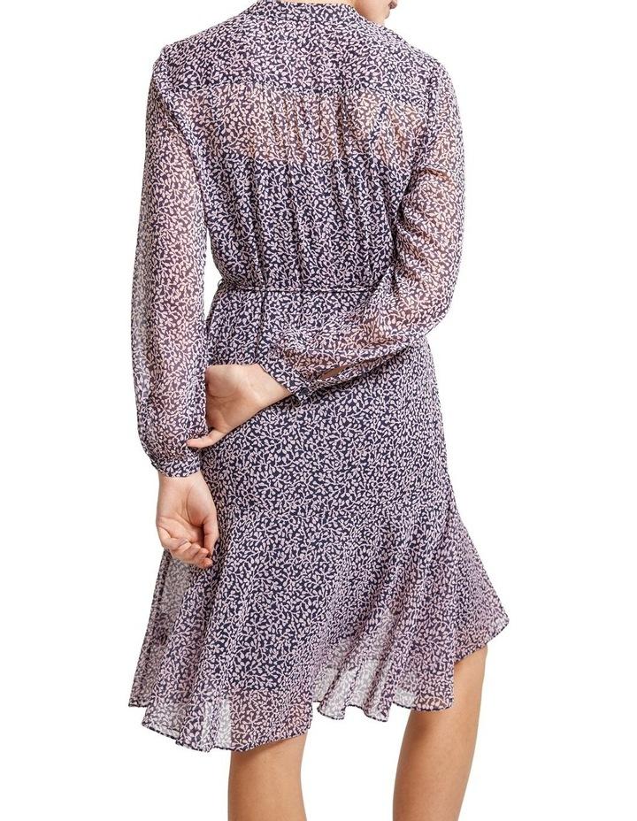 Alpine Print Dress image 2