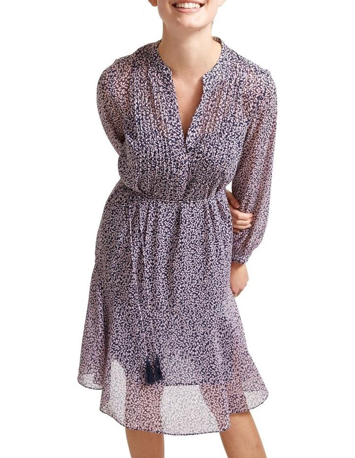 Alpine Print Dress image 5