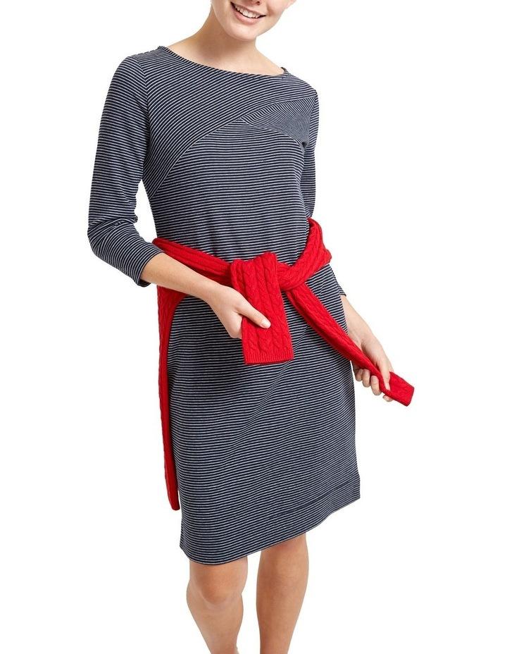 Claranden Stripe Dress image 1