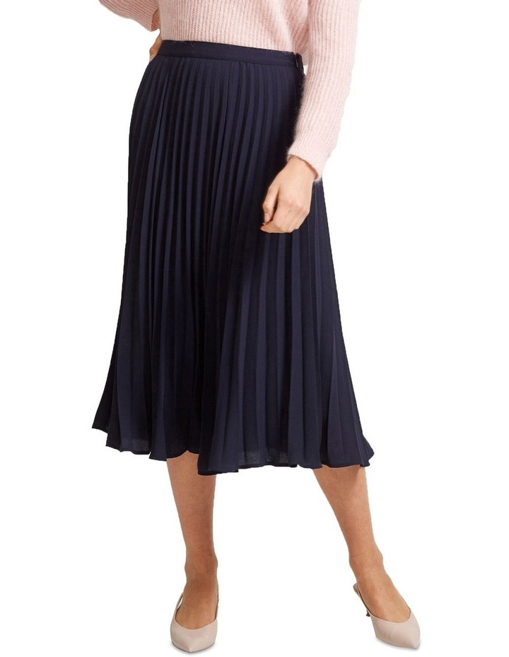 Renata Pleat Skirt image 1