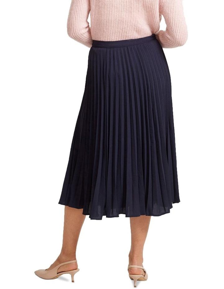 Renata Pleat Skirt image 2