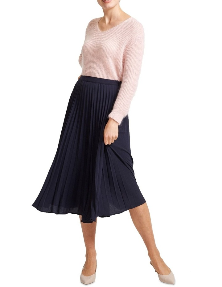 Renata Pleat Skirt image 3
