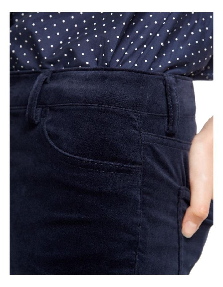 Cleo Velvet Pant image 5