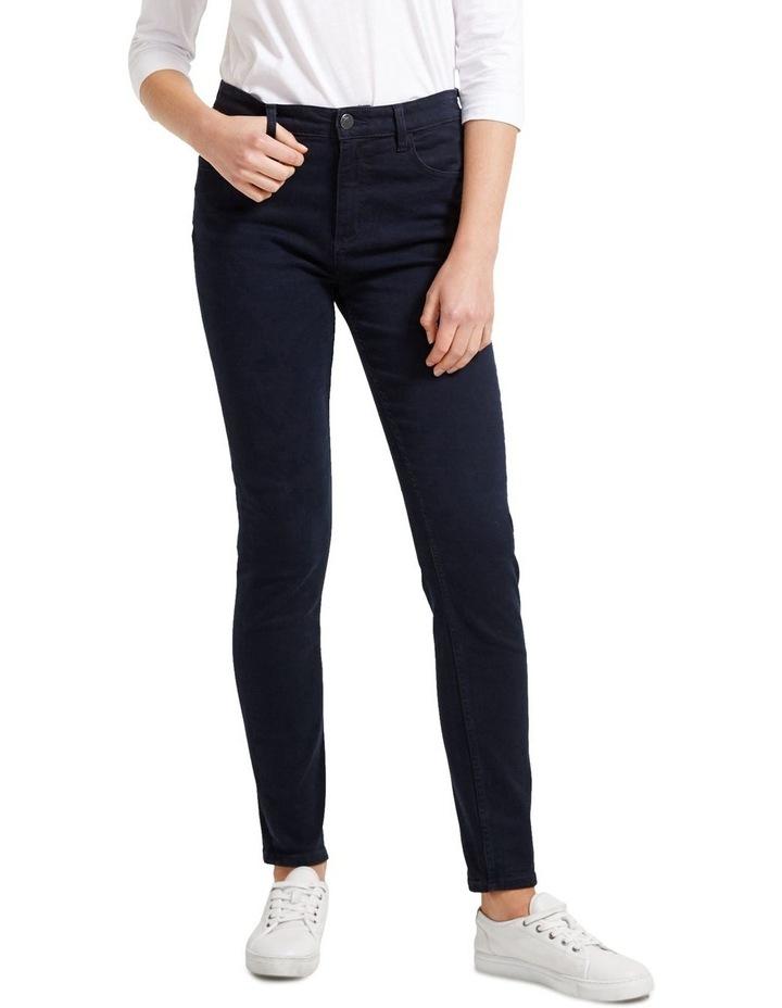 Jackie High Waist Skinny Jean image 1