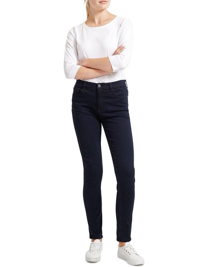 Jackie High Waist Skinny Jean image 3