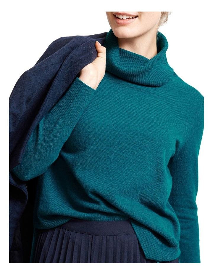 Cassie Roll Neck Knit image 1