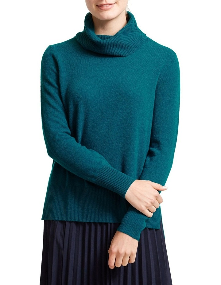 Cassie Roll Neck Knit image 2