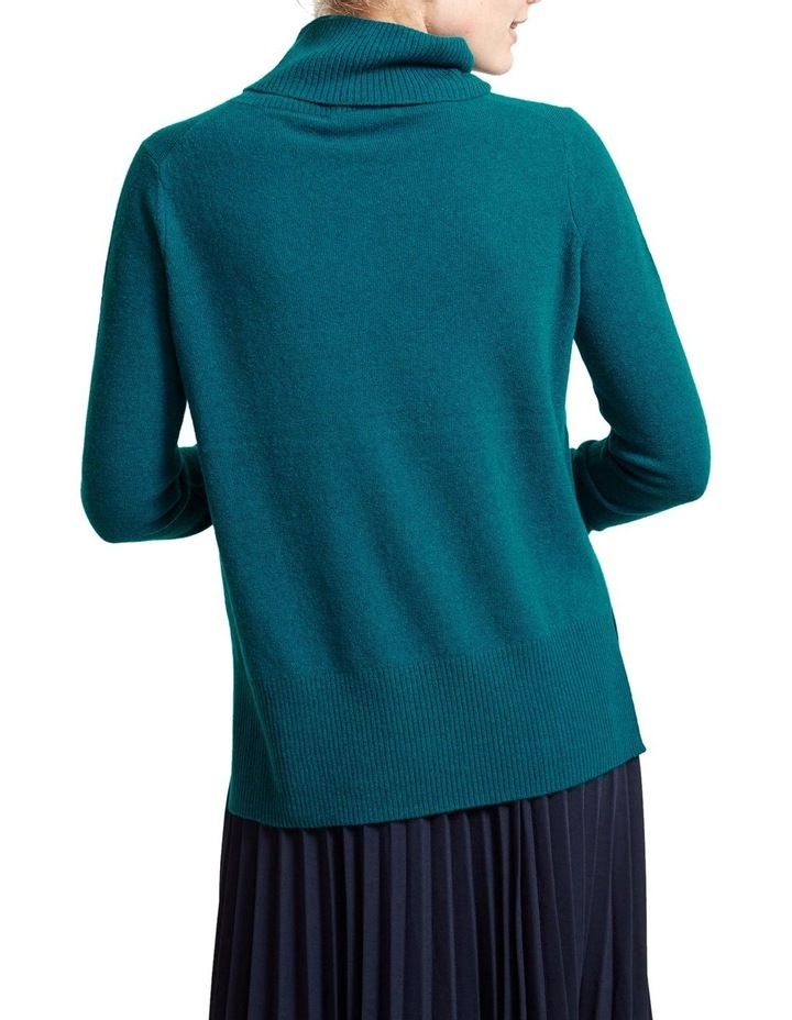 Cassie Roll Neck Knit image 5