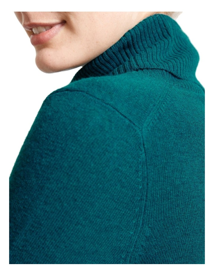 Cassie Roll Neck Knit image 6