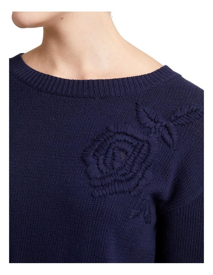 Isa Floral Knit image 5