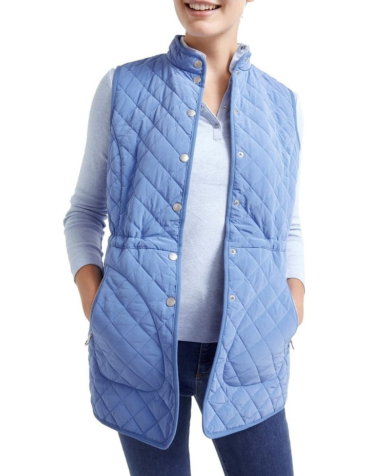 Jay Quilted Vest image 1