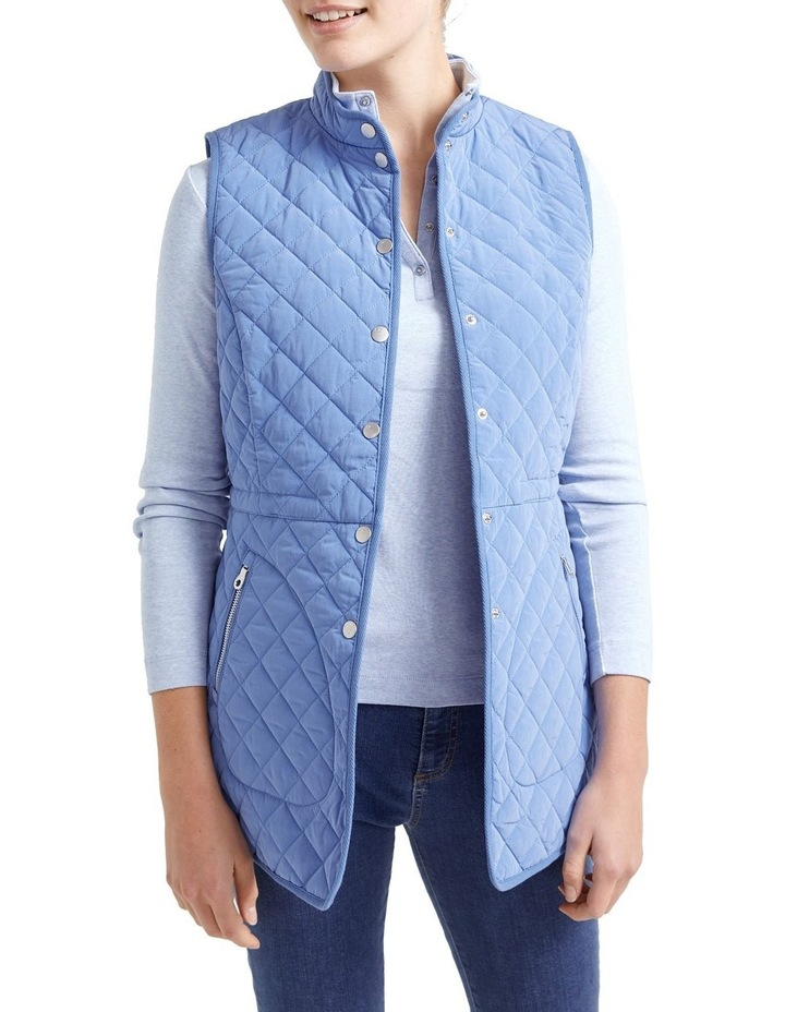 Jay Quilted Vest image 2