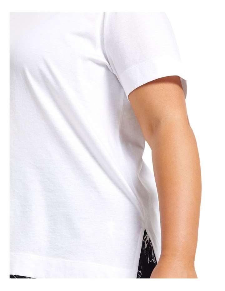 Cotton Short Sleeve Tee image 6