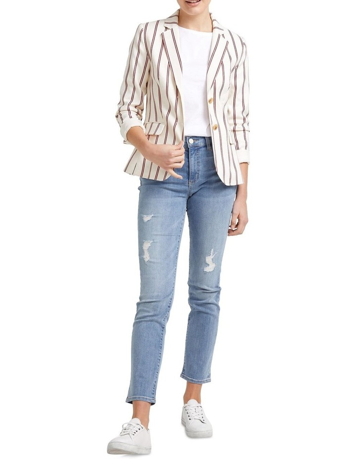Luella Stripe Blazer image 3