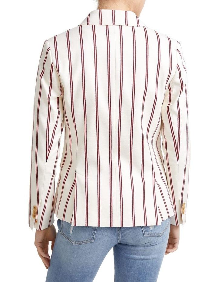 Luella Stripe Blazer image 5