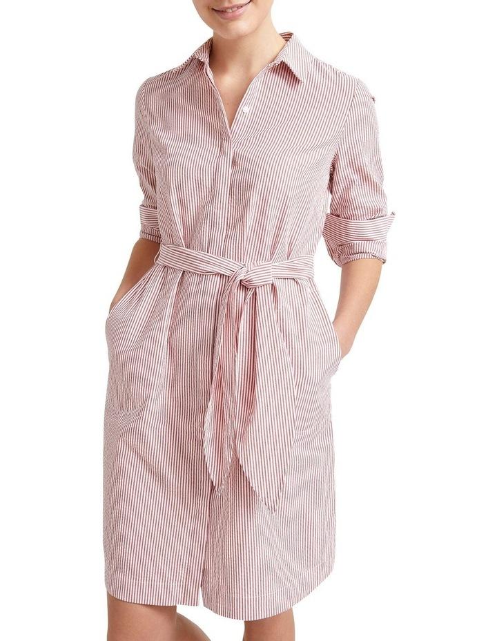 Lolita Stripe Shirt Dress image 1