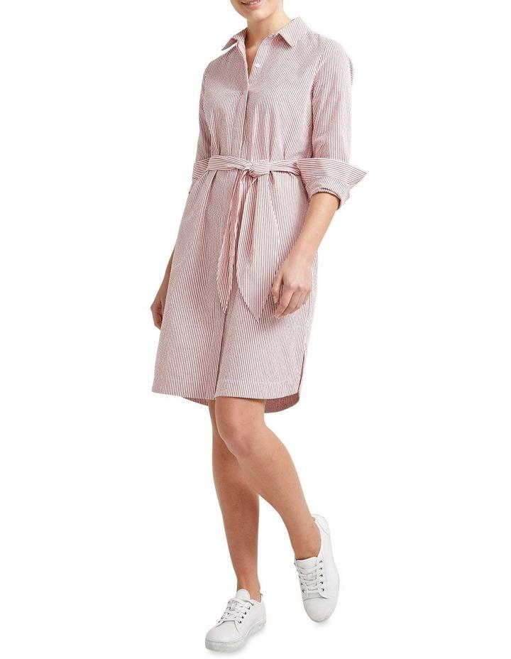 Lolita Stripe Shirt Dress image 5