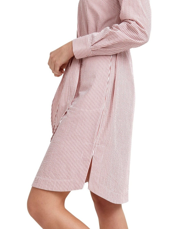 Lolita Stripe Shirt Dress image 7